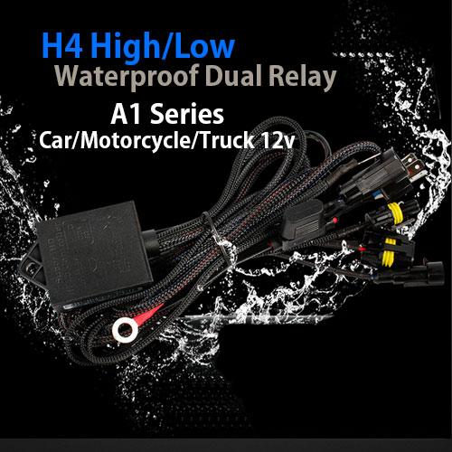 HID Xenon Headlight Bulb Upgrade kits | Motorcycle Kits for
